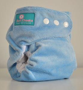 Imaginea Bumcheeks cu buzunar, mărime universală - Baby Blue