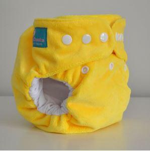 Imaginea Sunshine Yellow Minky One Size