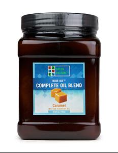Imaginea Blue Ice Complete Oil Blend Caramel
